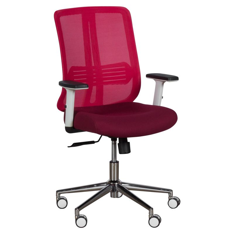 Работен стол - LORENA бордо