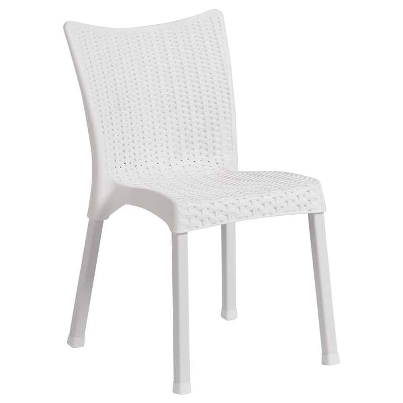 Градински стол GARDENYA - бял