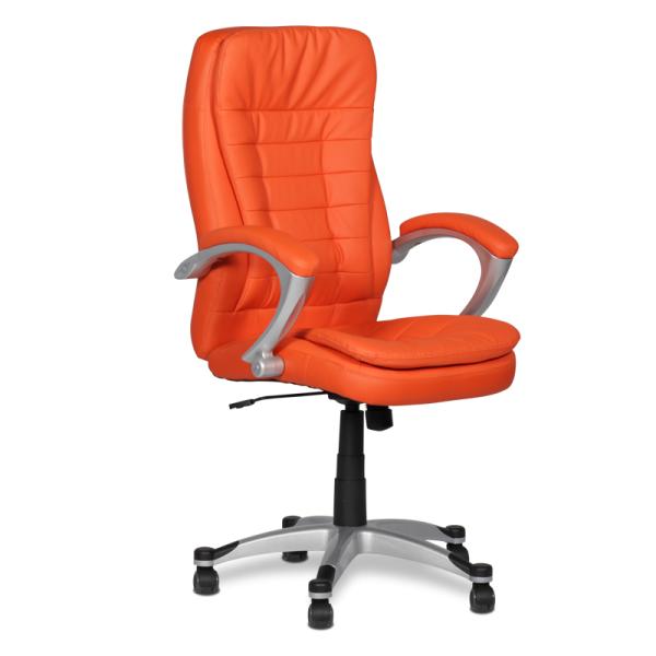 Офис стол-6013 оранжев
