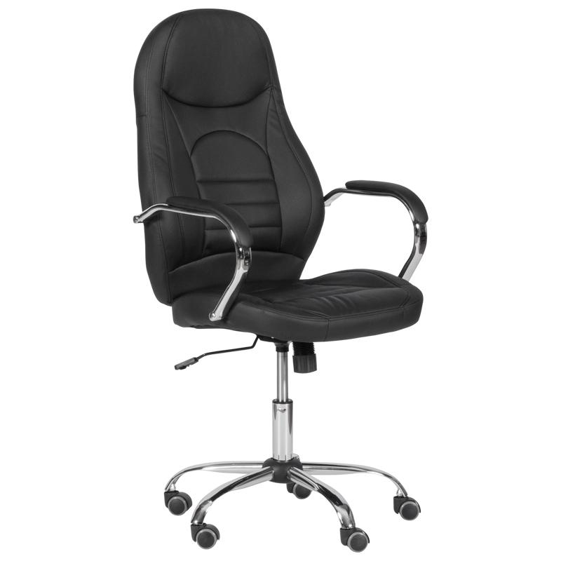 Офис стол - 6515 черен
