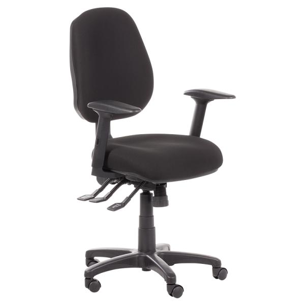 Офис стол-Danila черен