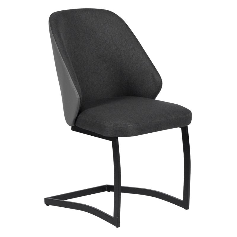 Трапезен стол - Arizona тъмносив 1