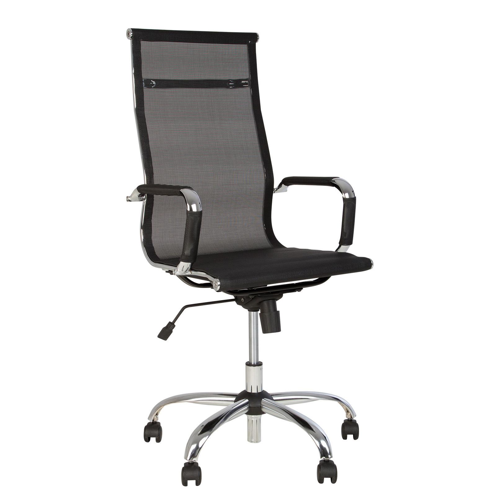 Директорски стол - Slim Net HB
