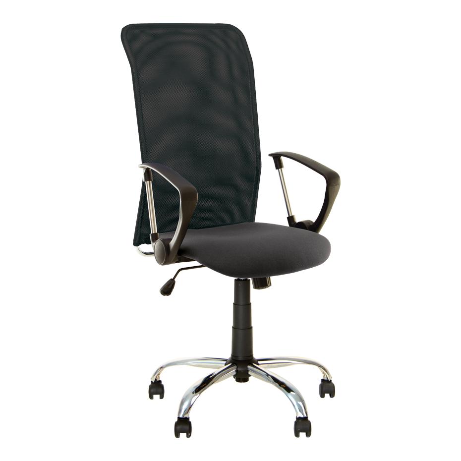 Pаботен стол - Inter Steel Black