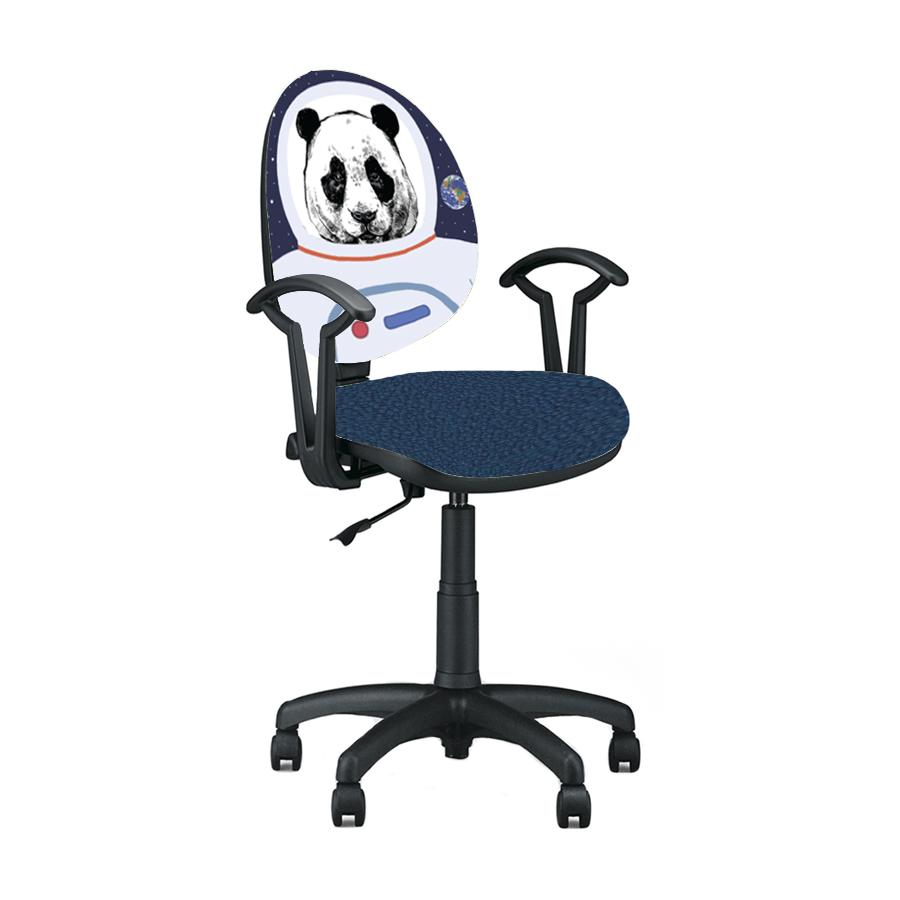 Детски стол - Smart White Panda