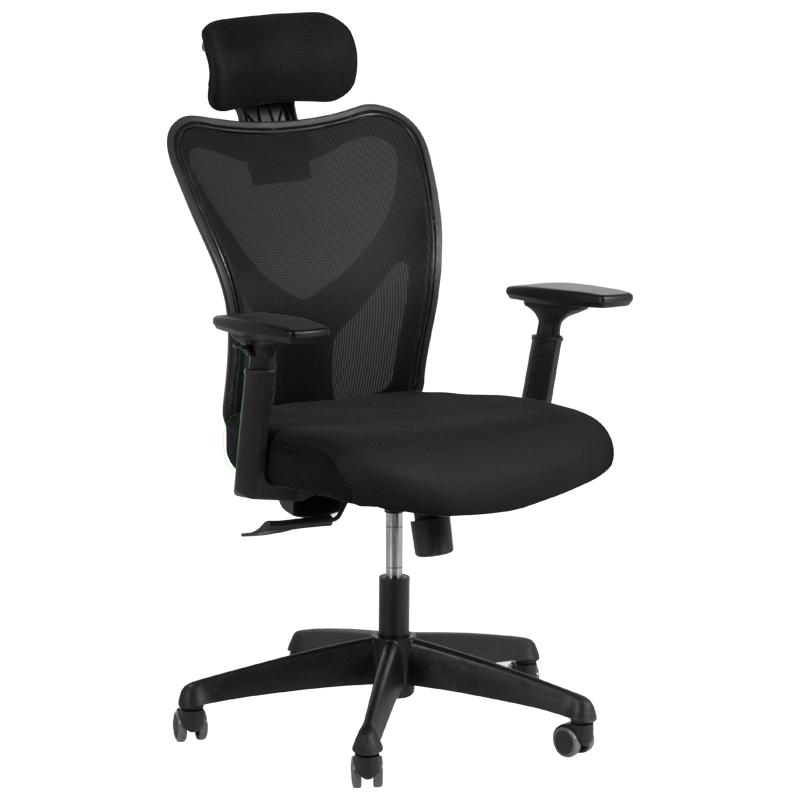 Офис стол - 7534 черен
