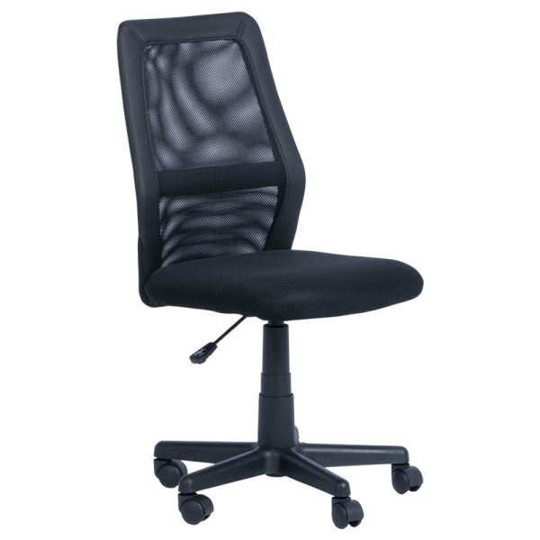 Детски стол 7026 - черен