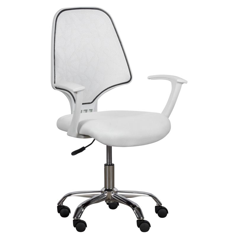 Работен стол 7042 - бял