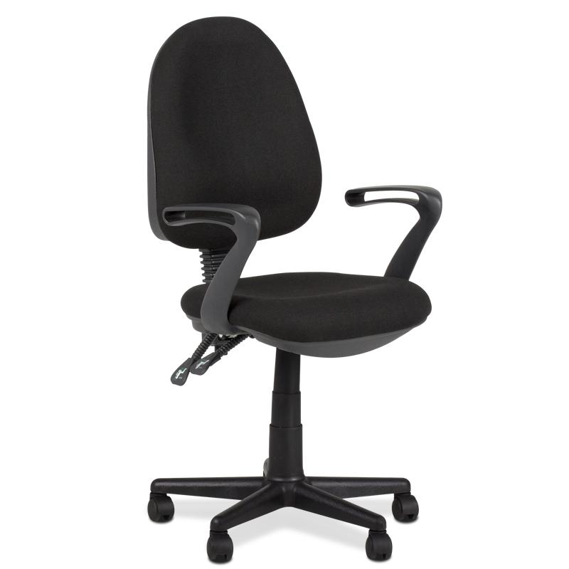 Офис стол - 6079 черен
