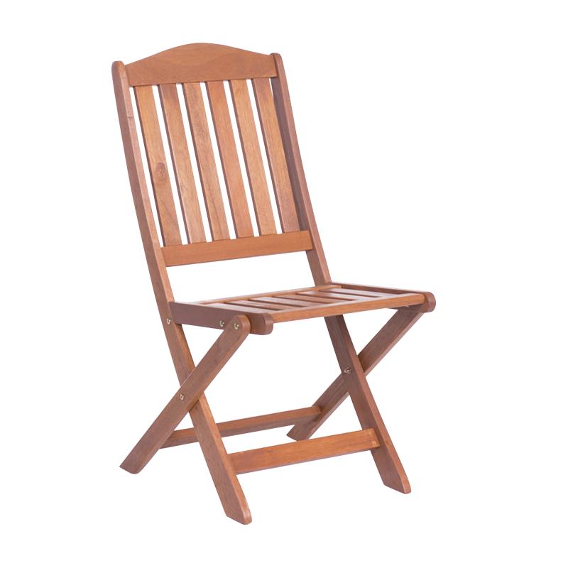 Градински дървен стол - LARS
