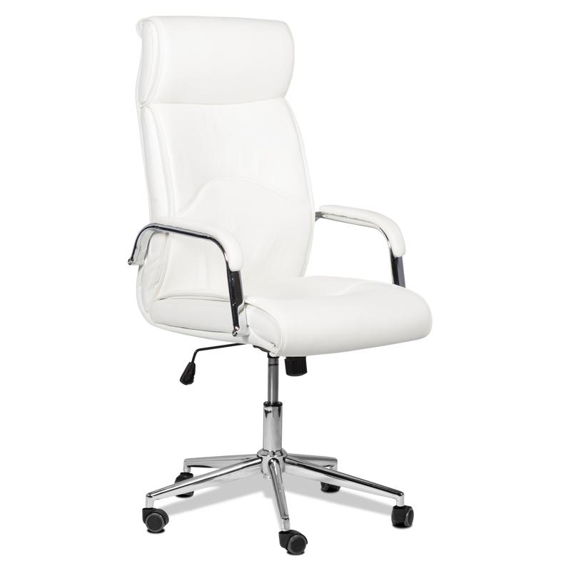 Офис стол-6050 бял