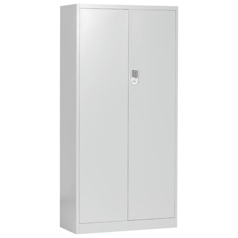Метален шкаф - CR 1282 E сив