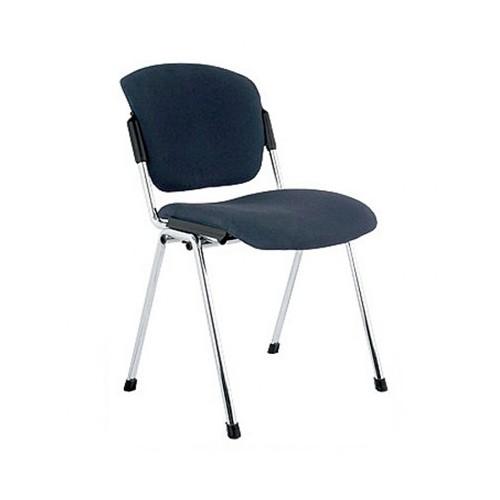 Посетителски стол - Era Chrome сив
