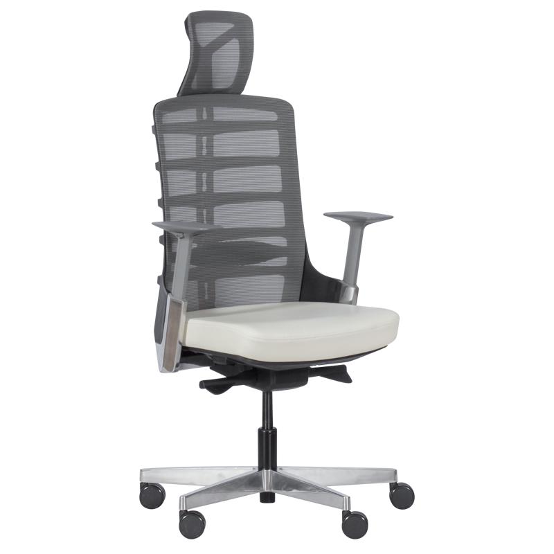 Офис стол - Alberto бял