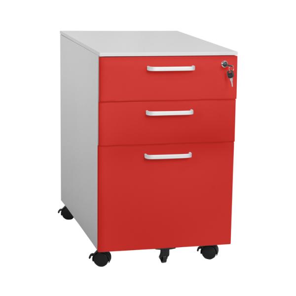 Офис Контейнер - CR 1273 L Sand червен