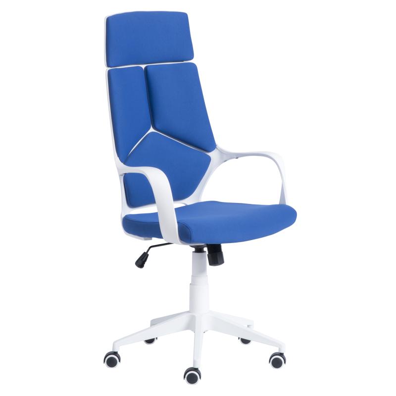 Офис стол - 7500 тъмно син