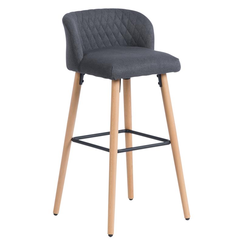 Бар стол - 3084 графит