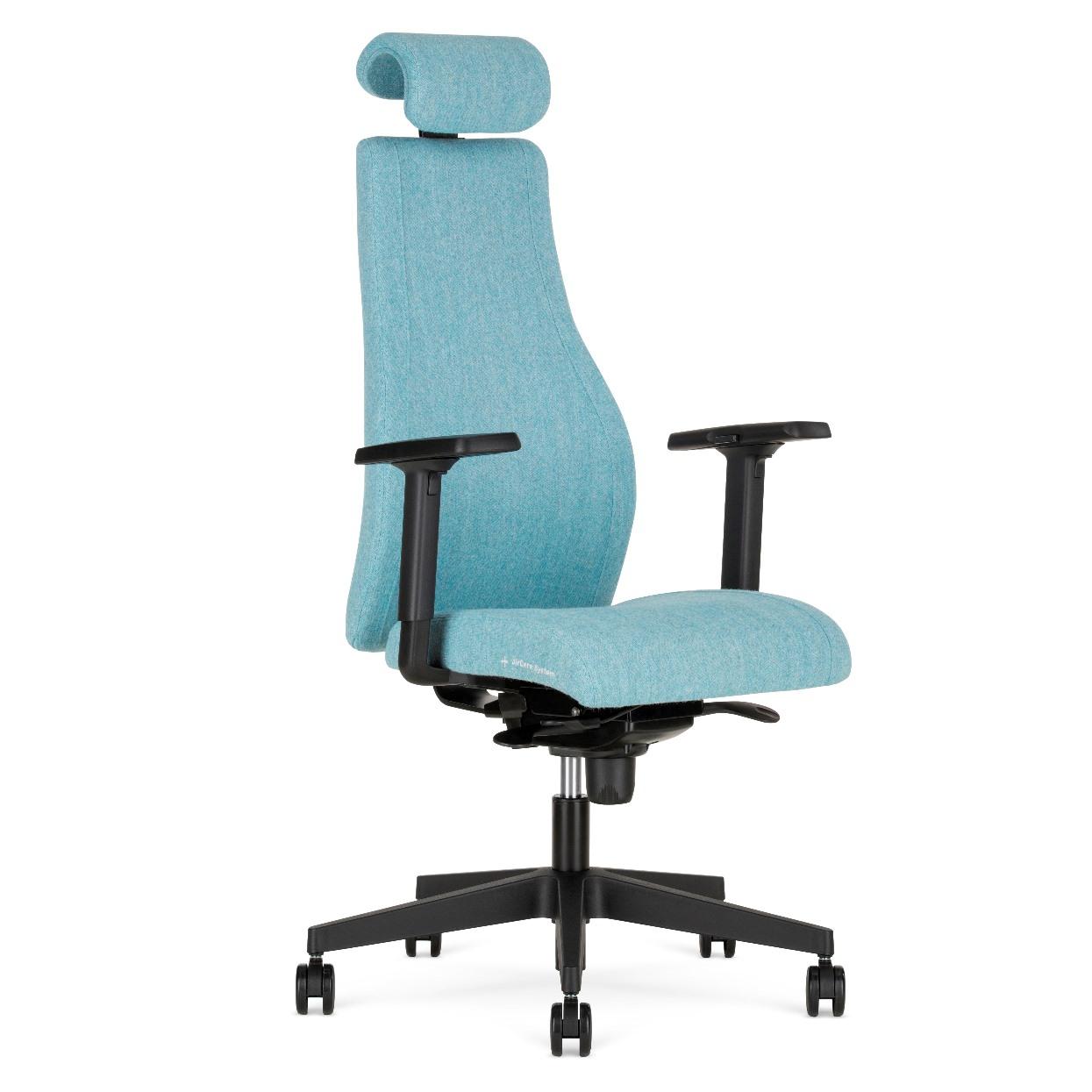 Офис стол Viden HB - с надглавник