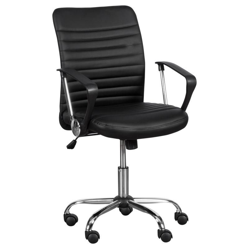 Офис стол - 7043 черен
