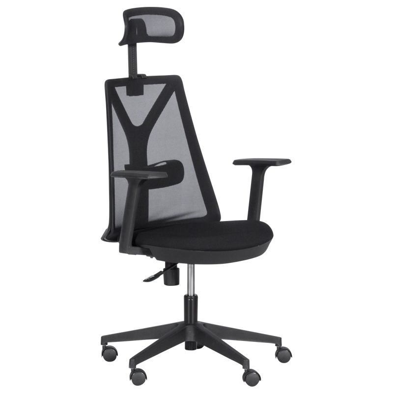 Офис стол - 7550 черен