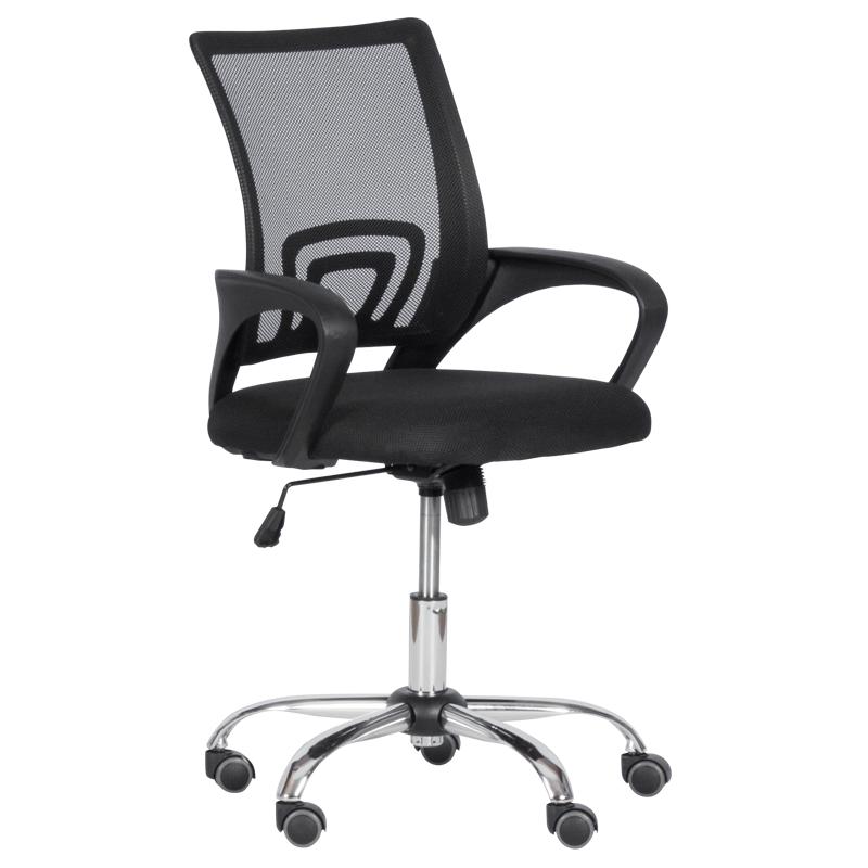 Офис стол - 7051 черен