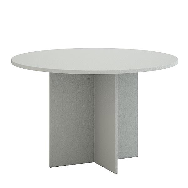 Кръгла маса - Ф 120 сиво