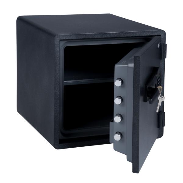 Сейф - CR 1553 черен