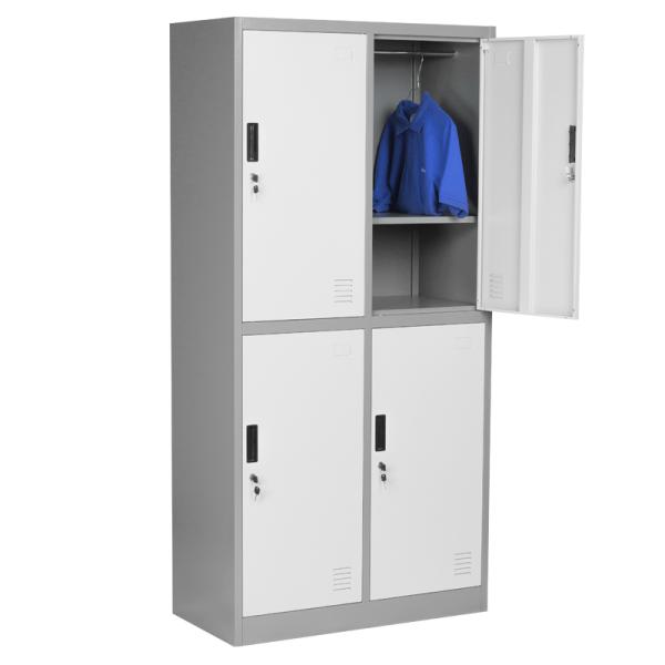 Метален шкаф - CR 1251 J LUX