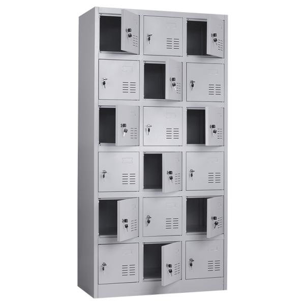 Метален шкаф - CR 1261 XZ