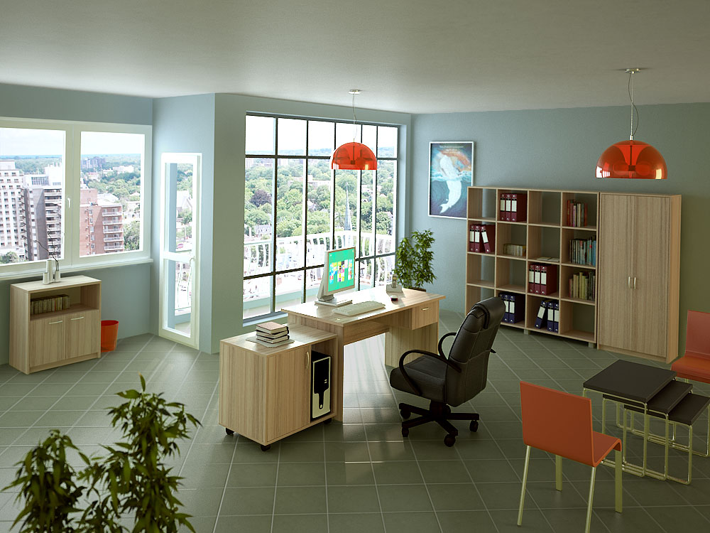 Серия Office - Line