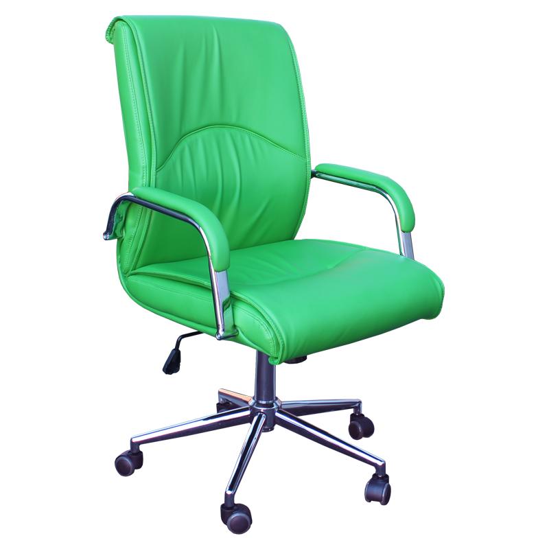 Офис стол-6060 зелен
