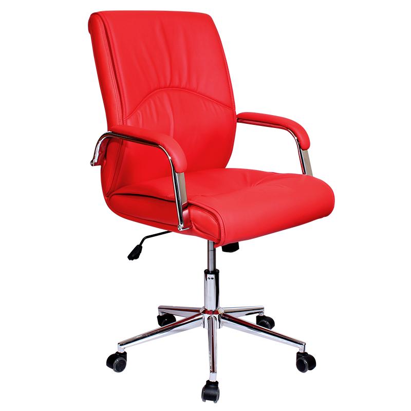 Офис стол-6060 червен