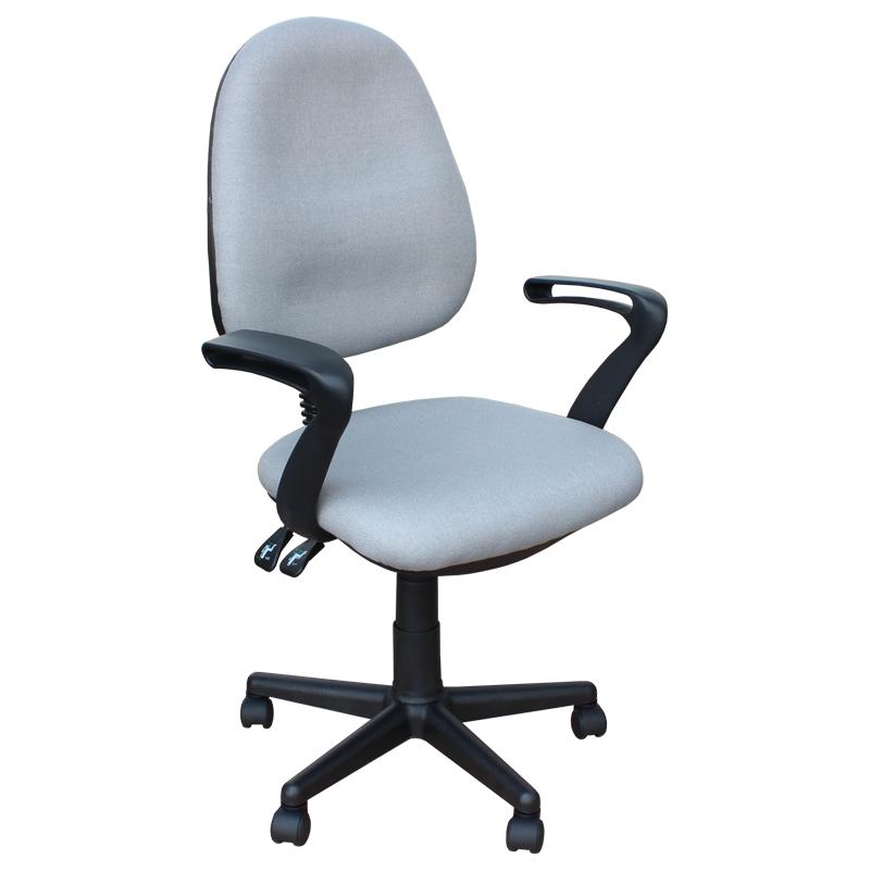 Офис стол - 6079 сив