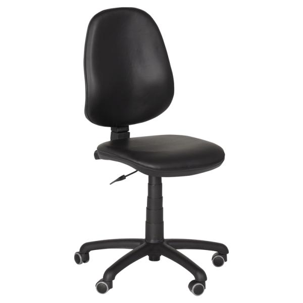 Офис стол - Polo еко черен