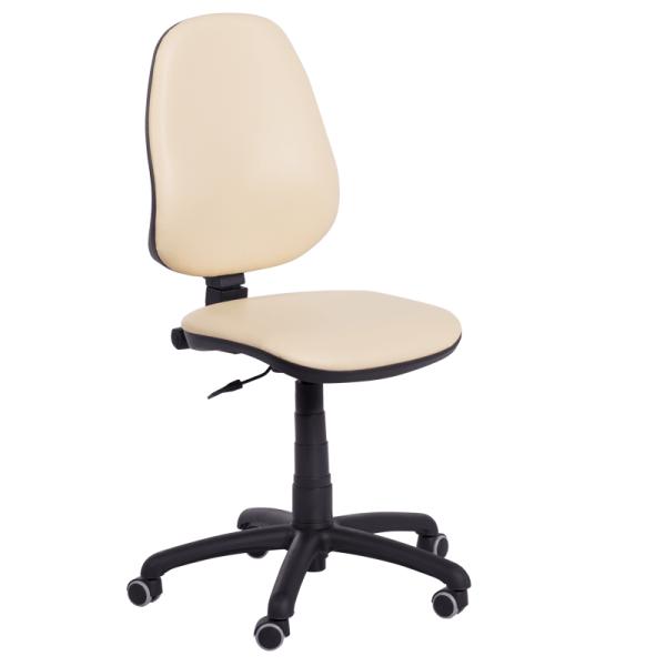 Офис стол - Polo еко бежов