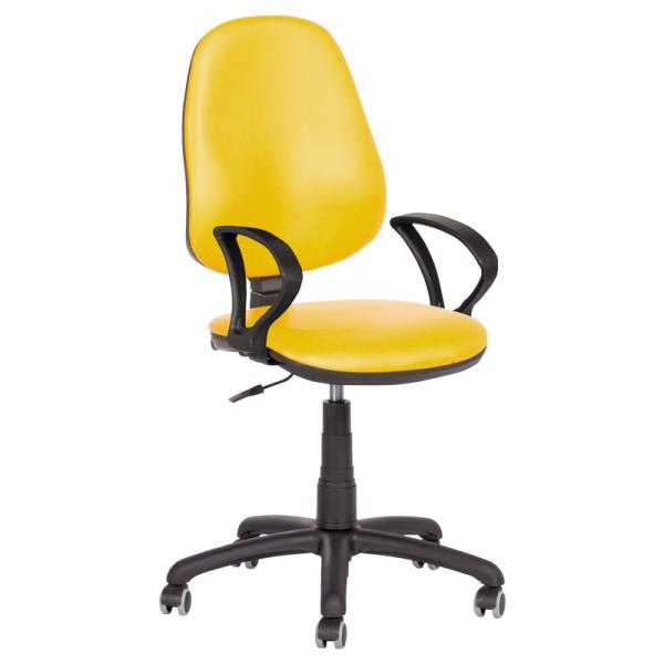 Офис стол - Polo жълт
