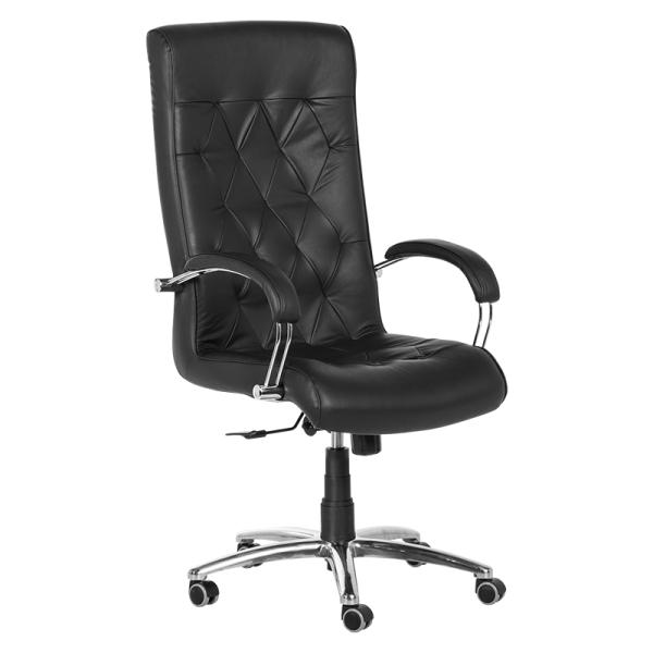Офис стол - BRISTOL черен Lux