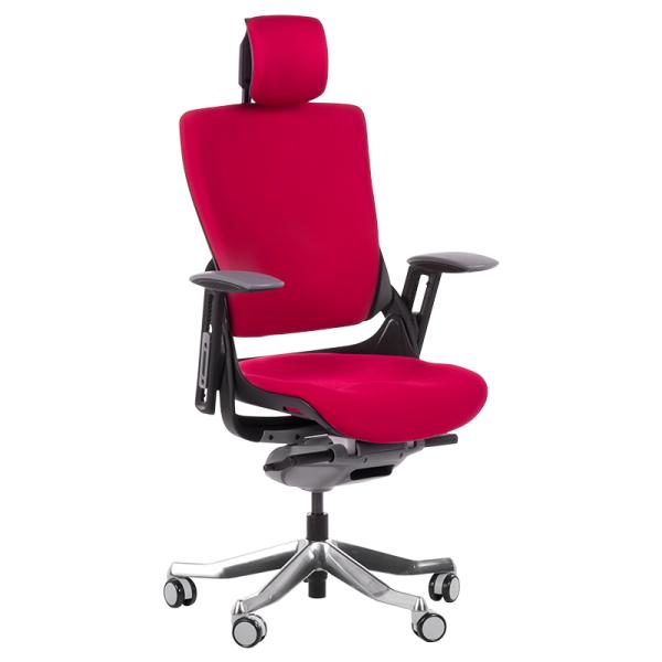 Офис стол-Bruno червен
