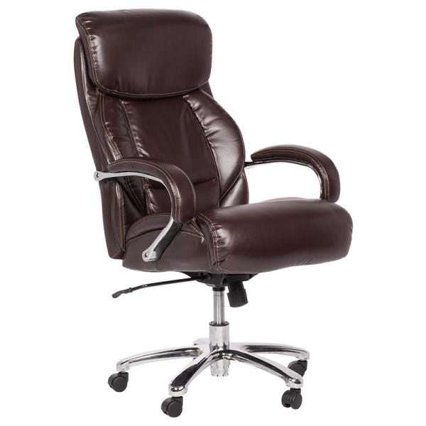 Офис стол-5022 тъмен шоколад
