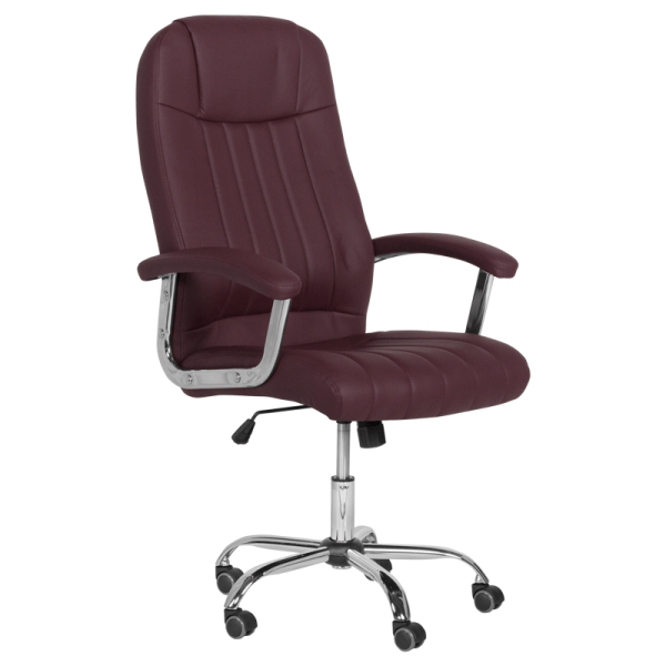 Офис стол-6181 бордо