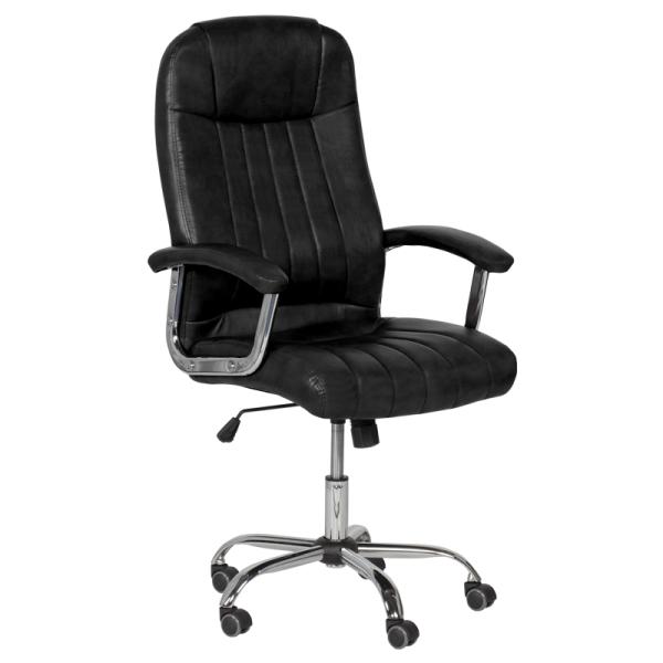 Офис стол-6181 черен