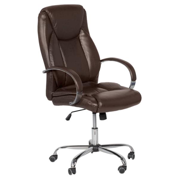 Офис стол-6501 какао