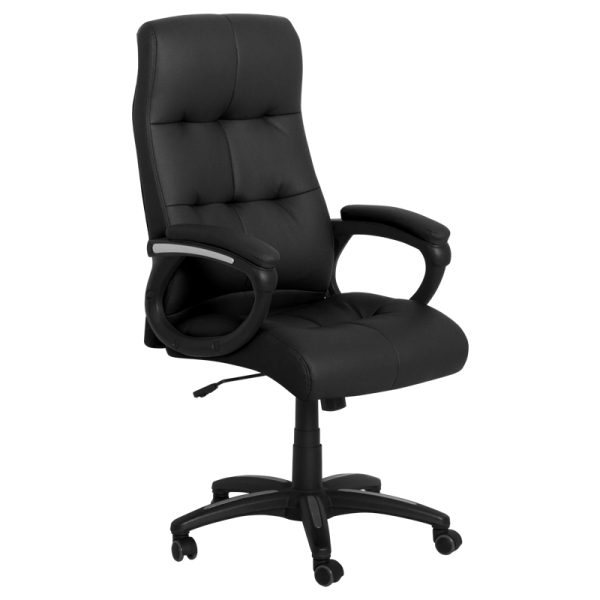 Офис стол - 6504 черен