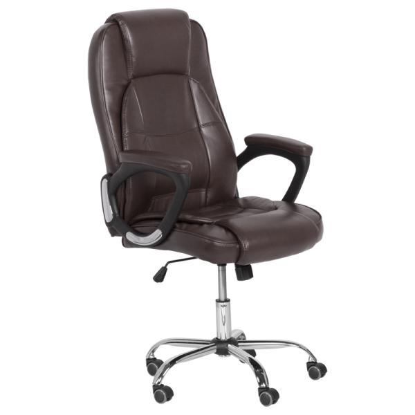 Офис стол-6505 какао