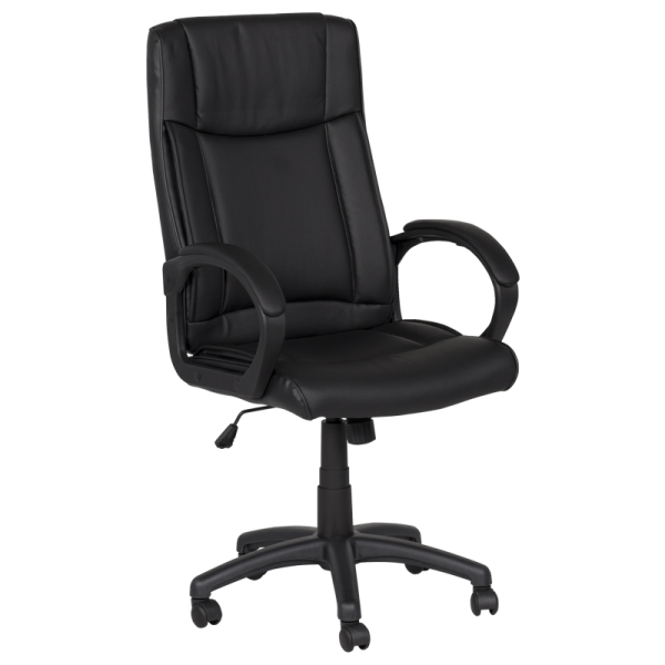 Офис стол-7505 черен