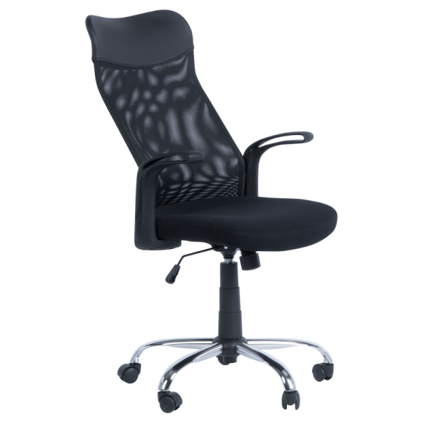 Директорски стол - 7522 черен