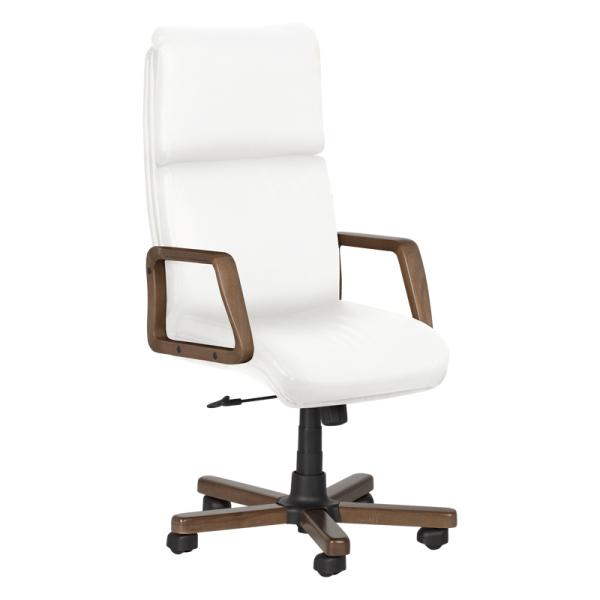 Офис стол-Texas бял