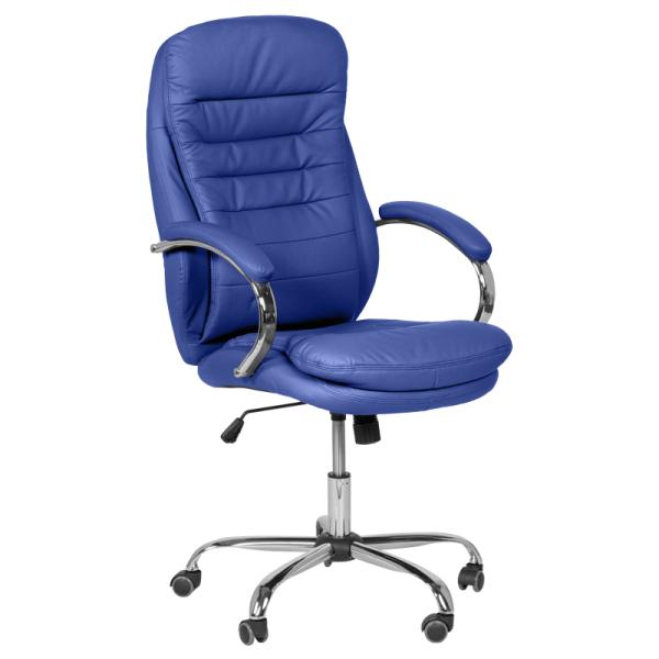 Офис стол-6113 син