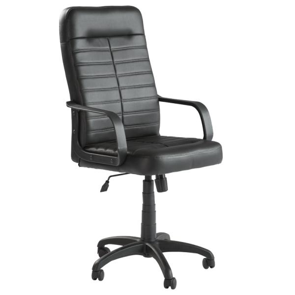 Офис стол Ledli - черен