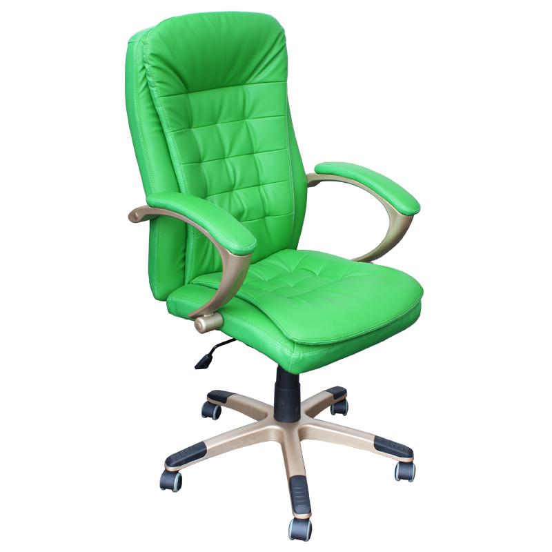 Офис стол - 6013 Н зелен